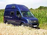 Reisemobile - Modelle